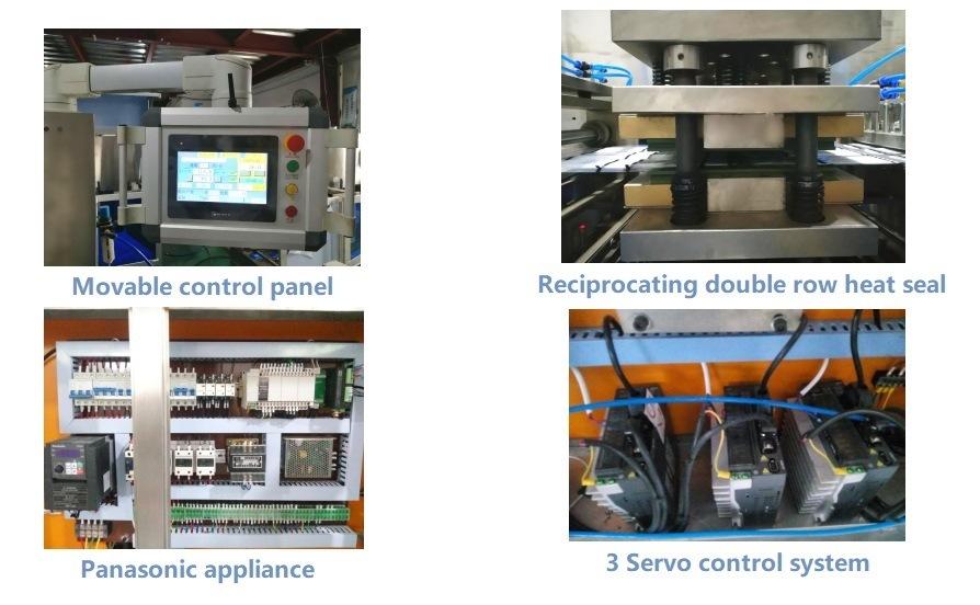 Horizontal Nasal Strips Automatic Packing /Packaging Machine
