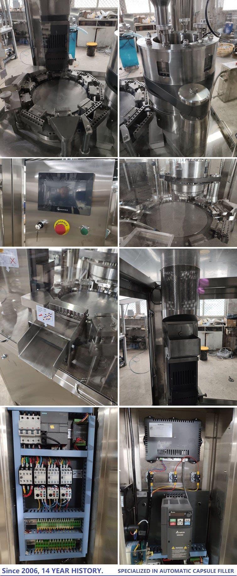 Pharmaceutical Machinery Automatic Capsule Filling Machine