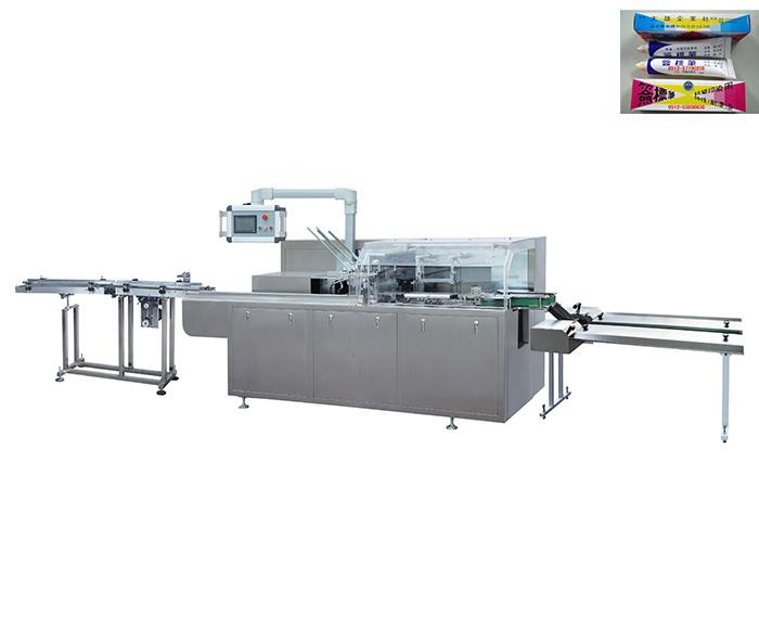 Tyz-130 Autaomtic Automatic Tube Cartoning Machine/ Tube Box Packing Machine