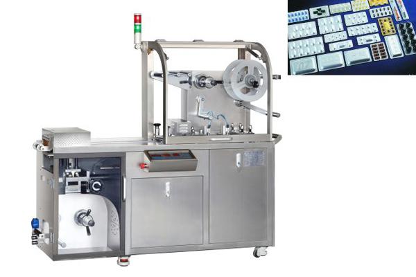 Dpp-110 Alu PVC / Alu Alu Blister Packaging Machine