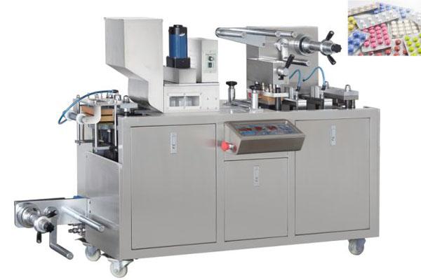 Dpp-80 Alu Plastic Packing Machine, Alu PVC Blister Machine