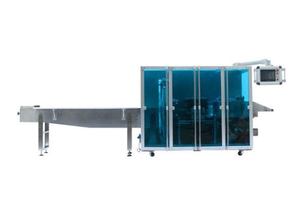 Automatic Four Sides Sealing & Packing Machine for Eyeshade, Eye Masks