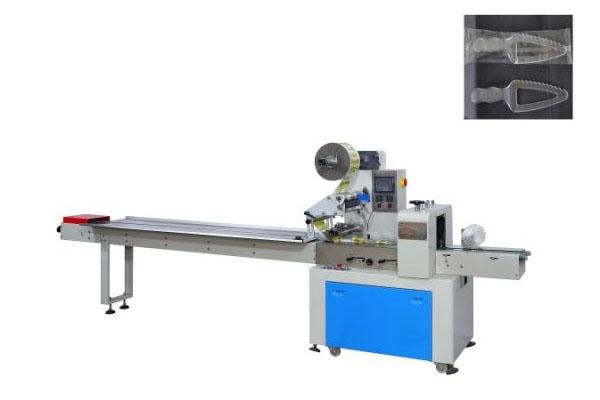 Factory Manufacturer Plastic Folk Packaging Machine/Packing Machine