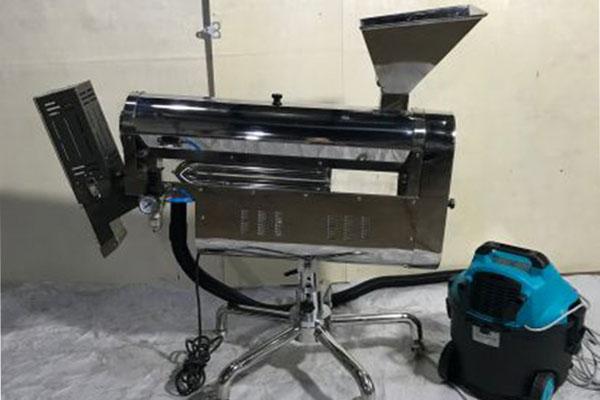 Automatic Capsule Polishing & Sorting Machine