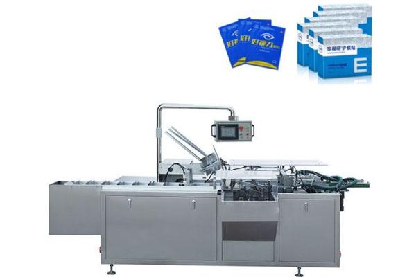 Horizontal Carton Machine for Eyedrop