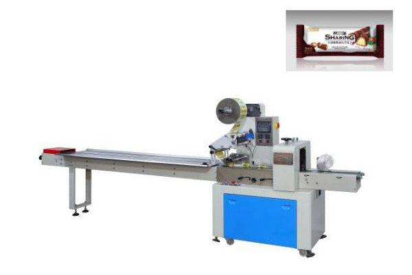 Kd-260/ Kd-350/ Kd-450 Servo Motor PLC Flow Wrapping Packing Machine