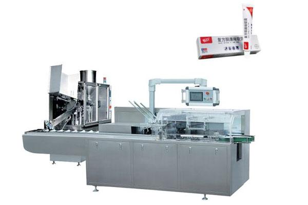Tyz-130 Autaomtic Tube Cartoning Machine/ Tube Box Packing Machine