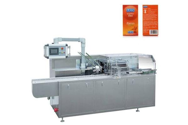 Tyz-130 Automatic Condom Cartoning Machine
