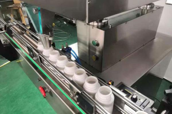 Tablet Bottle Filling Machine