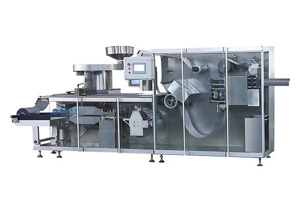 Roller Type High Speed Al/Pl Blister Packaging Machine